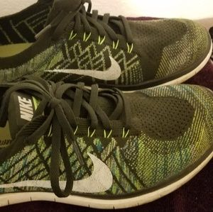 Nike 4.0 Free Flyknit Running Shoes  Size 13